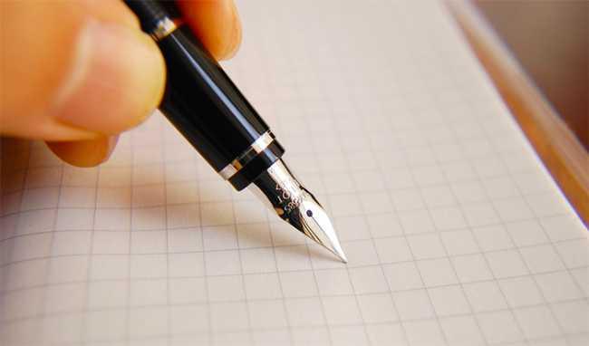 lavoro offerte 9 penna stilo foglio quadretti