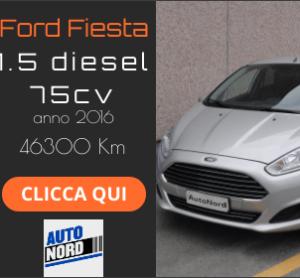 Ford Fiesta 1.5 Diesel Autonord