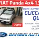 Fiat Panda 4x4 Gambini Auto